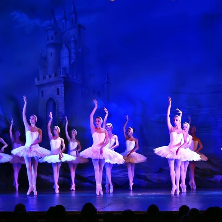 HATTYÚK TAVA  Kijev  City balett #3997