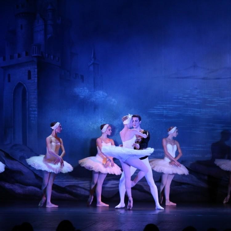 HATTYÚK TAVA  Kijev  City balett #4002