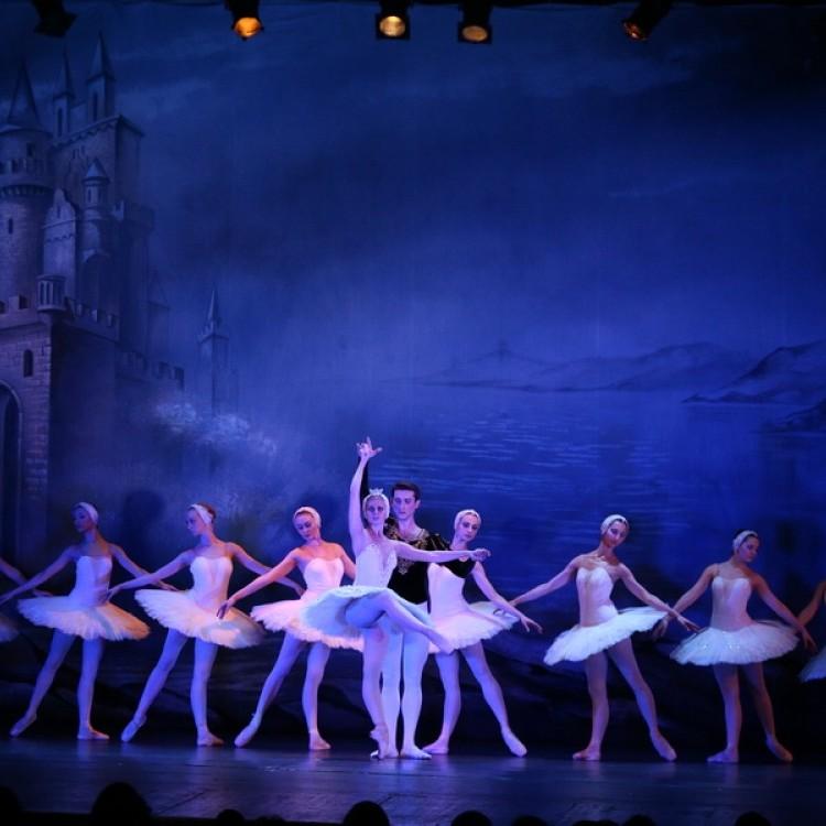 HATTYÚK TAVA  Kijev  City balett #4004