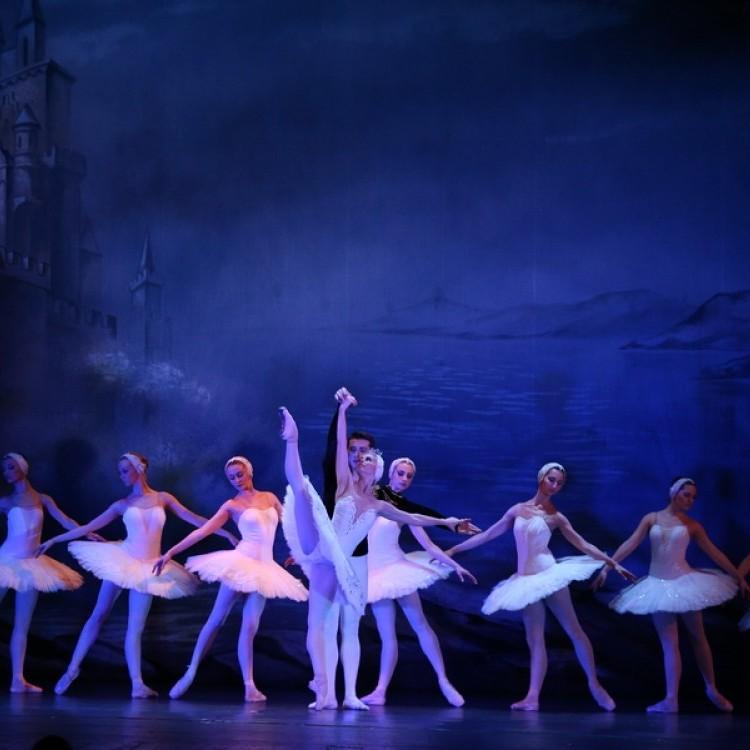 HATTYÚK TAVA  Kijev  City balett #4005