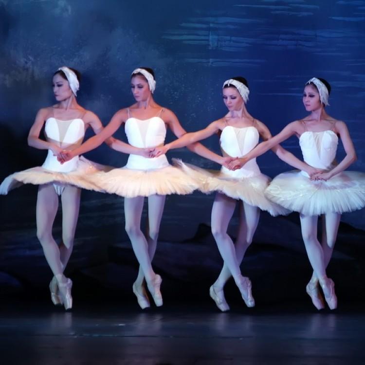 HATTYÚK TAVA  Kijev  City balett #4006