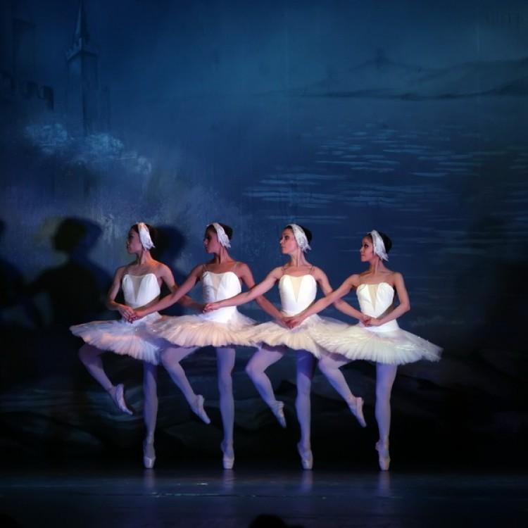 HATTYÚK TAVA  Kijev  City balett #4007