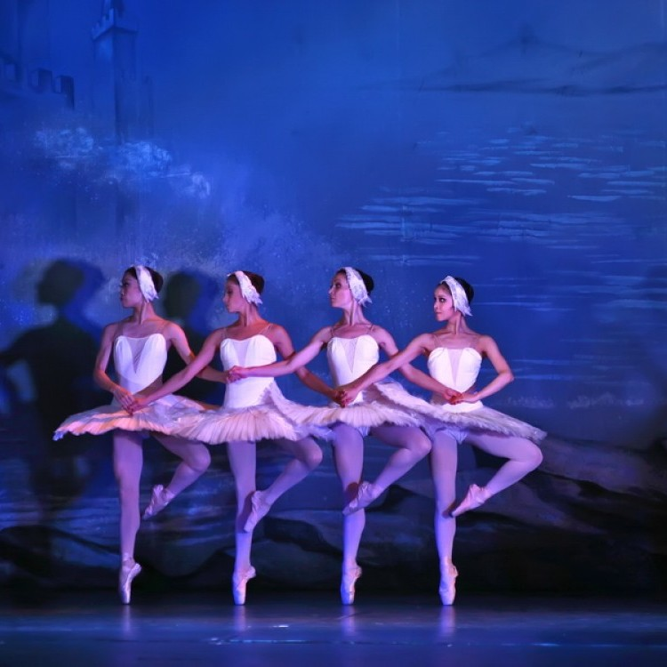 HATTYÚK TAVA  Kijev  City balett #4008