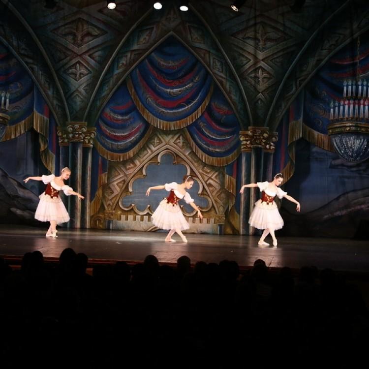 HATTYÚK TAVA  Kijev  City balett #4012