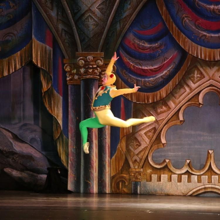 HATTYÚK TAVA  Kijev  City balett #4013