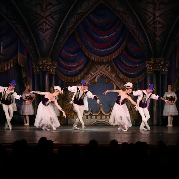 HATTYÚK TAVA  Kijev  City balett #4014