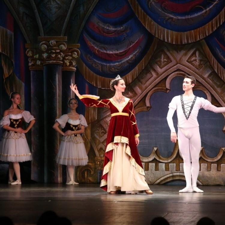 HATTYÚK TAVA  Kijev  City balett #4016