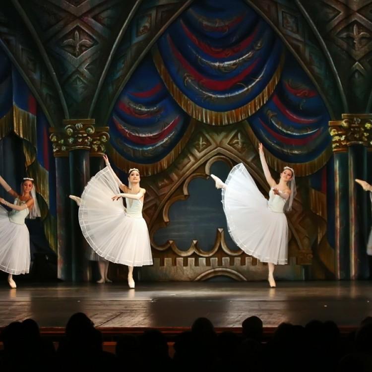HATTYÚK TAVA  Kijev  City balett #4017