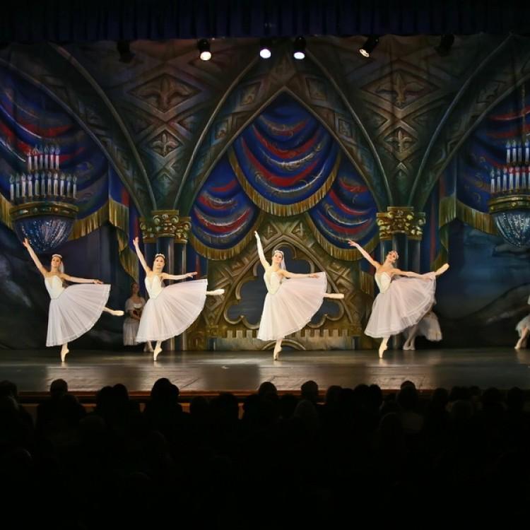 HATTYÚK TAVA  Kijev  City balett #4018