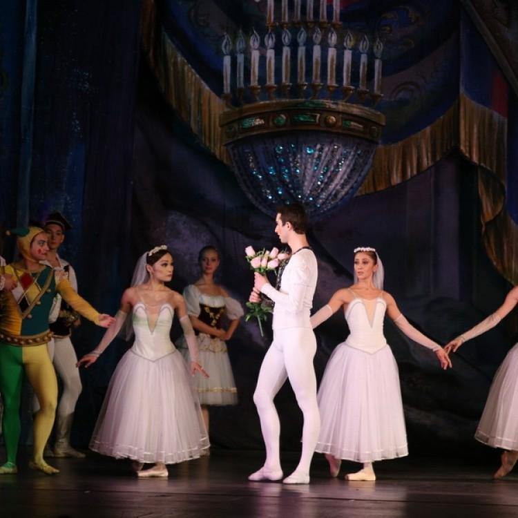 HATTYÚK TAVA  Kijev  City balett #4019