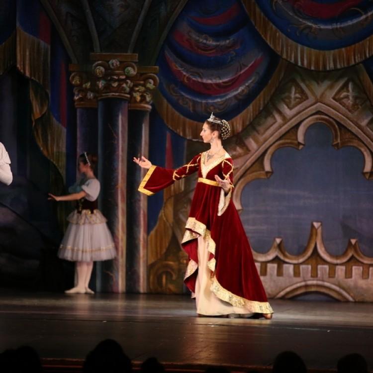 HATTYÚK TAVA  Kijev  City balett #4020