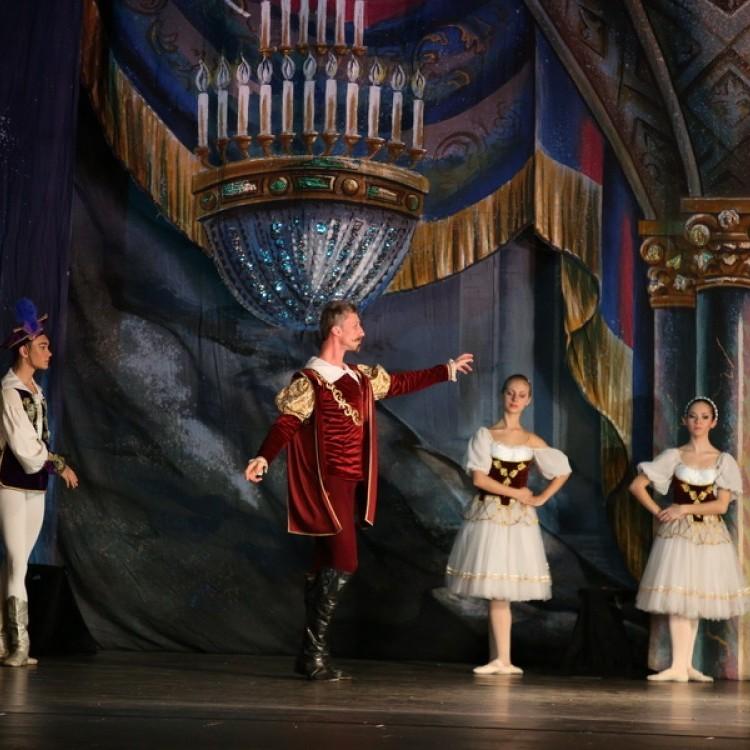 HATTYÚK TAVA  Kijev  City balett #4021