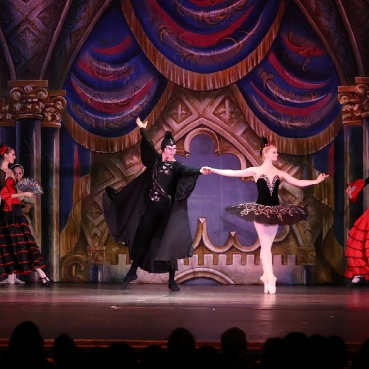 HATTYÚK TAVA  Kijev  City balett #4022