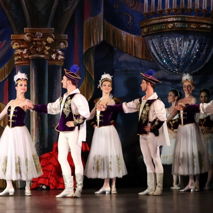 HATTYÚK TAVA  Kijev  City balett #4027