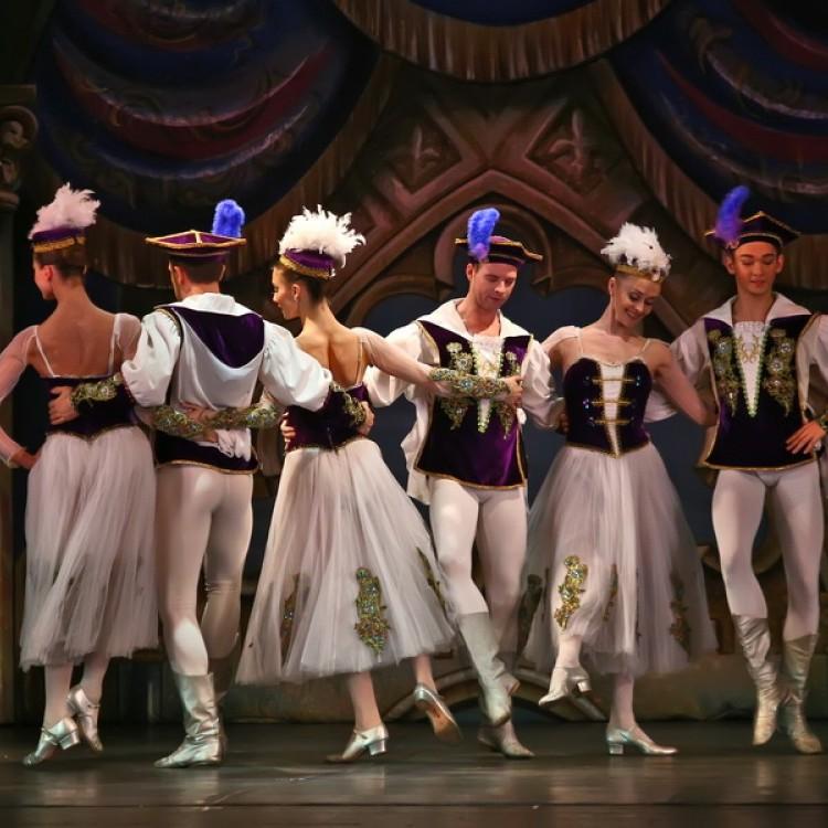 HATTYÚK TAVA  Kijev  City balett #4028
