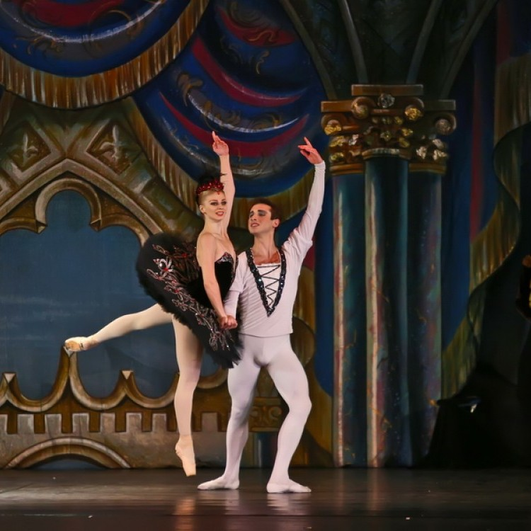 HATTYÚK TAVA  Kijev  City balett #4029