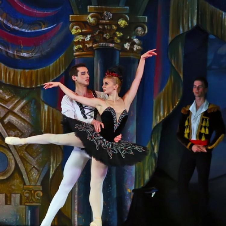 HATTYÚK TAVA  Kijev  City balett #4030