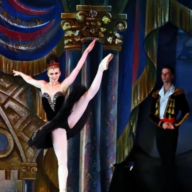 HATTYÚK TAVA  Kijev  City balett #4038