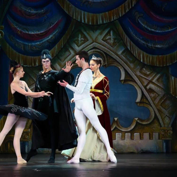 HATTYÚK TAVA  Kijev  City balett #4041