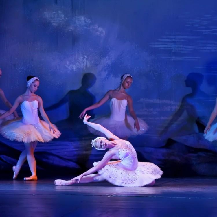 HATTYÚK TAVA  Kijev  City balett #4042