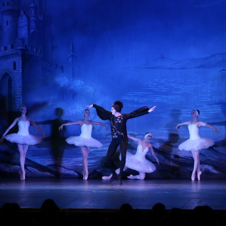 HATTYÚK TAVA  Kijev  City balett #4043