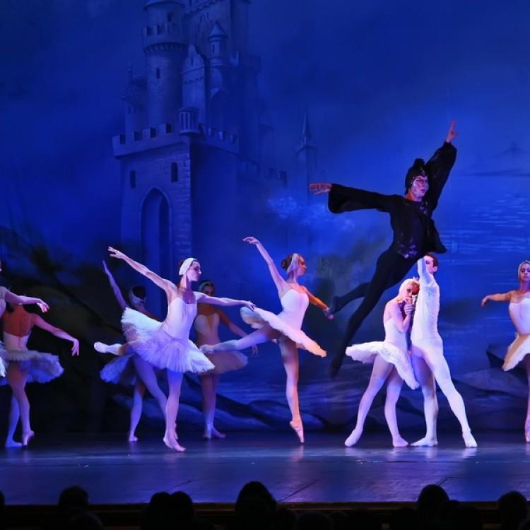 HATTYÚK TAVA  Kijev  City balett #4046
