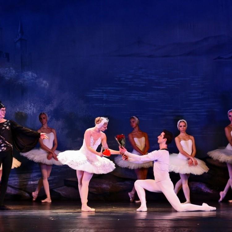 HATTYÚK TAVA  Kijev  City balett #4049