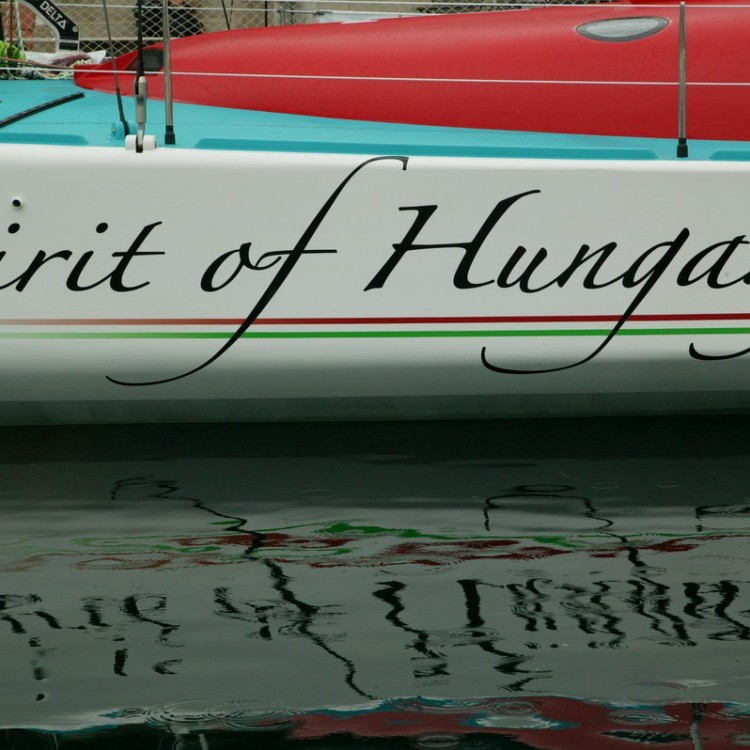 Spirit of Hungary  Fa Nándor #4152