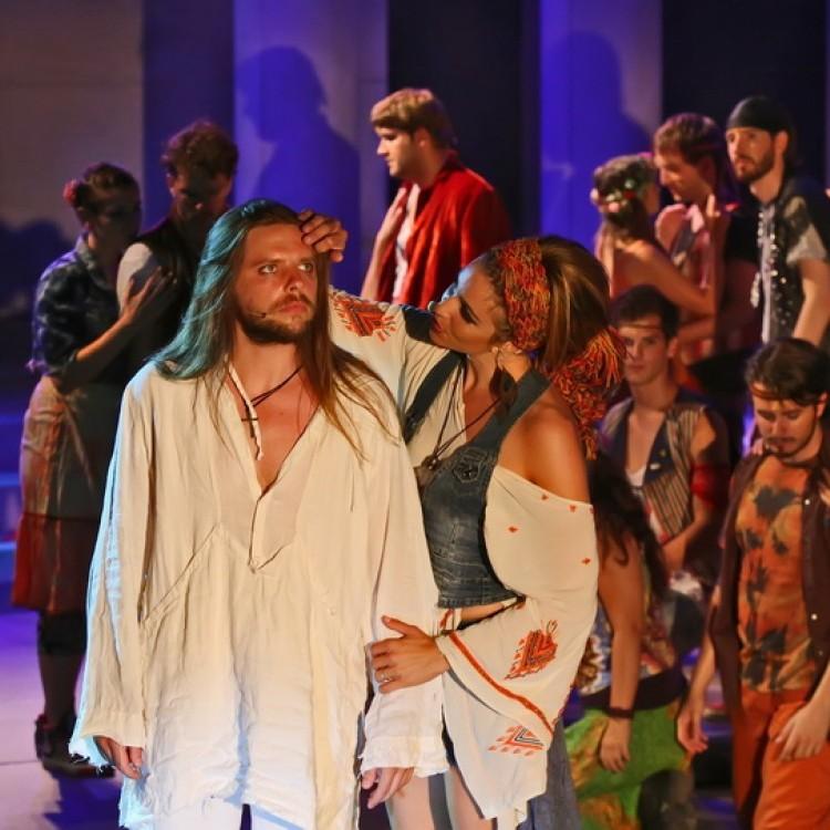 Andrew Lloyd Webber: Jézus Krisztus Szupersztár  #4021