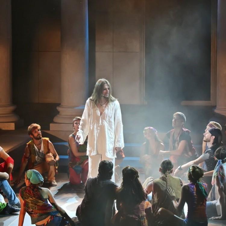Andrew Lloyd Webber: Jézus Krisztus Szupersztár  #4029
