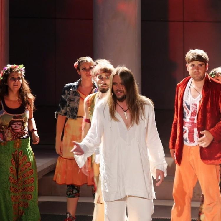 Andrew Lloyd Webber: Jézus Krisztus Szupersztár  #4032
