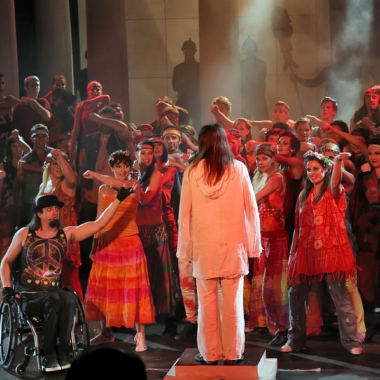 Andrew Lloyd Webber: Jézus Krisztus Szupersztár  #4053