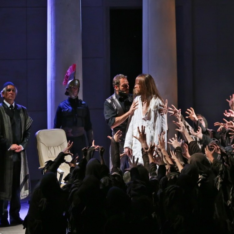 Andrew Lloyd Webber: Jézus Krisztus Szupersztár  #4093