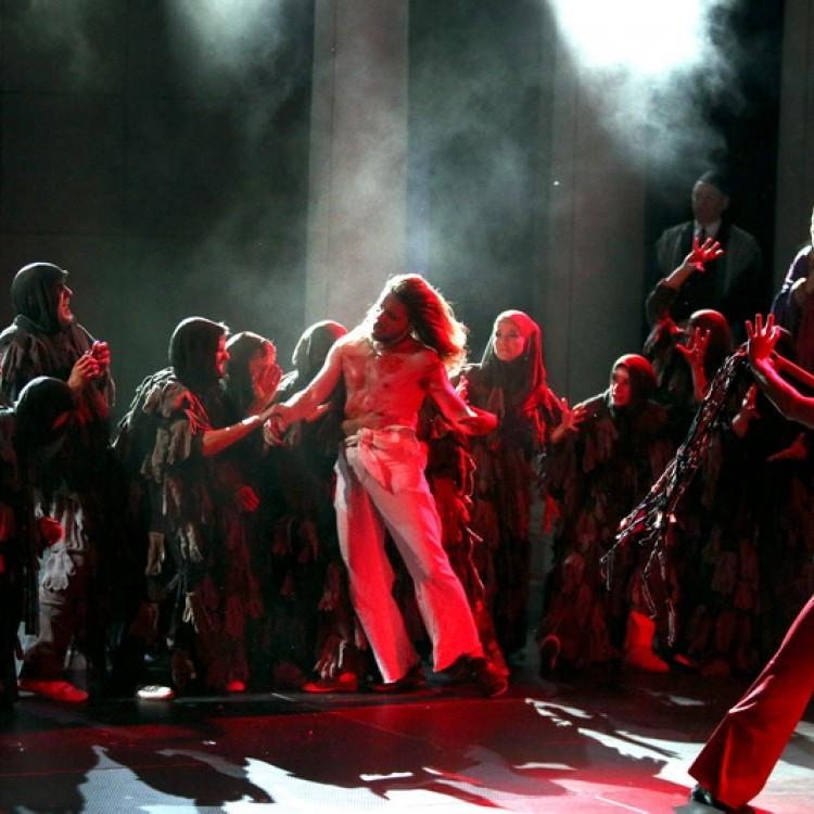 Andrew Lloyd Webber: Jézus Krisztus Szupersztár  #4094