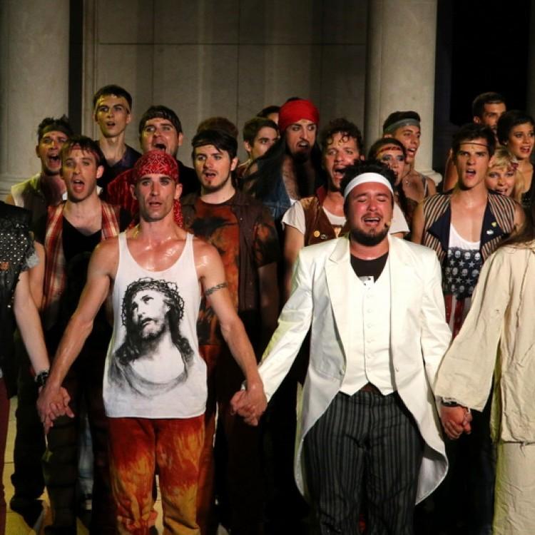 Andrew Lloyd Webber: Jézus Krisztus Szupersztár  #4113